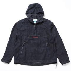 (セール)(送料無料)Columbia(コロンビア)トレッキング アウトドア 薄手ジャケット サンタアンナデニムアノラック PM3413-425 メンズ COLUMBIA NAVY