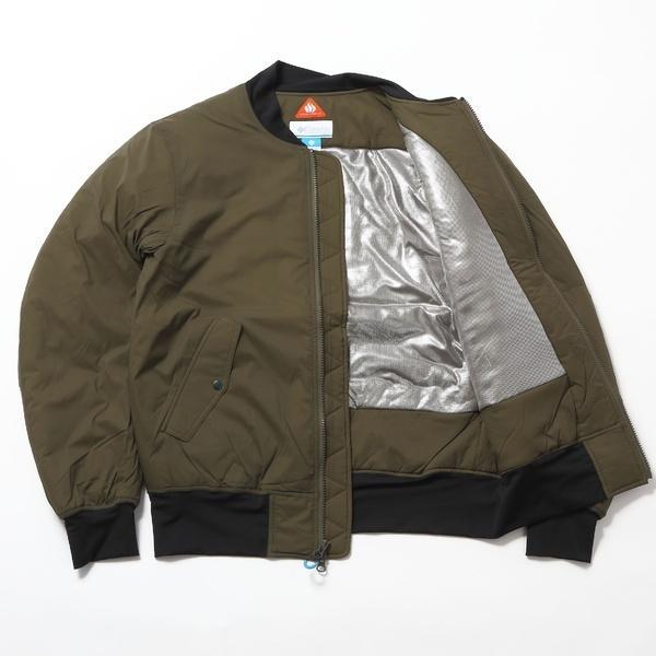 (送料無料)Columbia(コロンビア)トレッキング アウトドア 薄手ジャケット サンティアゴヴァレイジャケット PM5625-383 メンズ NORI