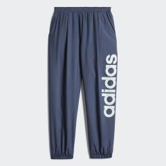 (セール)adidas(アディダス)ジュニアスポーツウェア ウインドパンツ G SPORT ID ウインドブレーカー パンツ(裏起毛)FKM05 DN1548 ガールズ カレッジネイビー