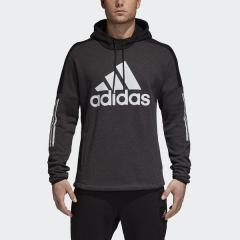 (セール)adidas(アディダス)メンズスポーツウェア ジャケット M SPORT ID スウェットプルオーバーパーカー(裏起毛)FIV31 DM3674 メンズ ブラックメレンゲ/ブラック