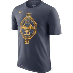 (セール)NIKE(ナイキ)バスケットボール NBA ナイキ GSW ES CE NN S/S Tシャツ AO0887-472 メンズ サンダーブルー