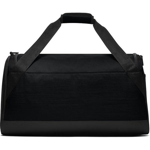 (セール)NIKE(ナイキ)スポーツアクセサリー ボストンバッグ ナイキ ブラジリア ダッフル M BA5977-010 MISC ブラック/ブラック/(ホワイト)