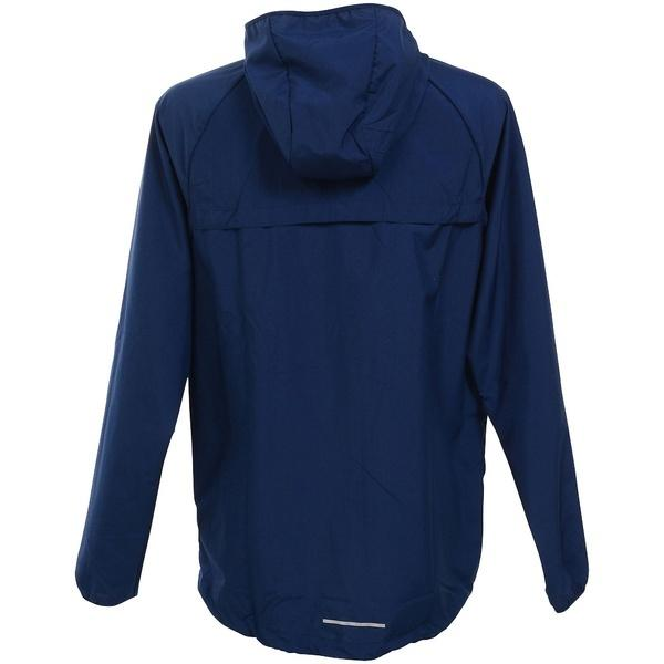(セール)NIKE(ナイキ)ランニング メンズウェア ナイキ エッセンシャル HBR フーディ ジャケット BQ8263-492 メンズ ブルーボイド/(ホワイト)