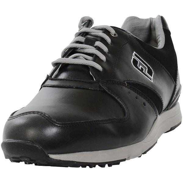 (送料無料)FOOTJOY(フットジョイ)ゴルフ メンズゴルフシューズ 17 コンツアーカジュアル BK 54368 メンズ BLK