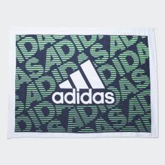 (セール)adidas(アディダス)スイミング プールバック 巻きタオル WRAP TOWEL L FTM27 DV0902 ジュニア 1 レジェンドインクF17/ホワイト