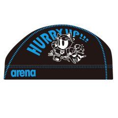arena(アリーナ)スイミング キャップ メッシュキャップ ARN-9416 BKCB