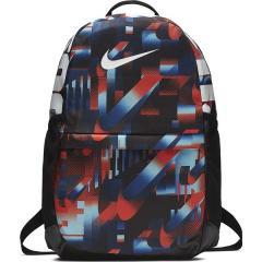 (セール)NIKE(ナイキ)スポーツアクセサリー バッグパック ナイキ YA ブラジリア AOP バックパック BA5755-496 ジュニア MISC ブルーゲイズ/ブラック/(ホワイト)