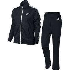 (セール)NIKE(ナイキ)レディーススポーツウェア ウォームアップスーツ ナイキ ウィメンズ PK OH トラック スーツ 830346-010 レディース ブラック/ホワイト/ブラック/(ホワイト)