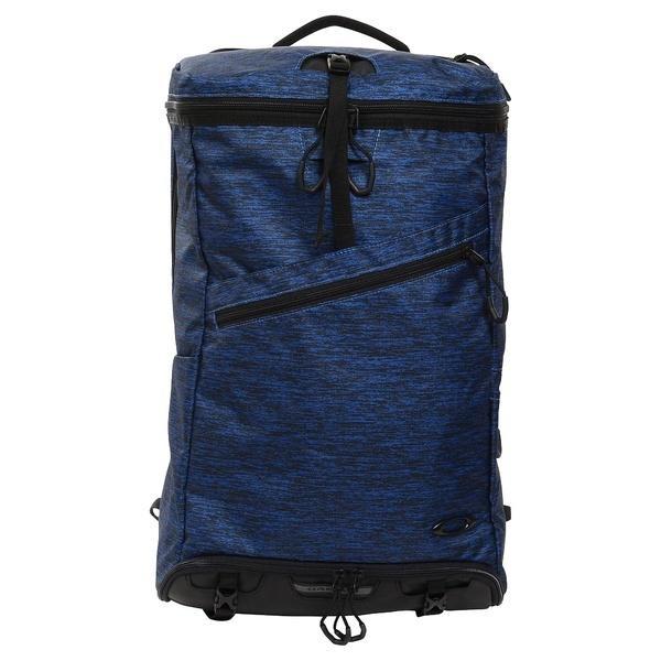 (セール)OAKLEY(オークリー)スポーツアクセサリー バッグパック ESSENTIAL BOX PACK L 3.0 921556JP-69R ONE BLUE HEATHER