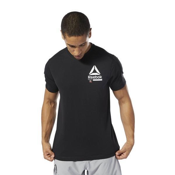 リーボック Tシャツ reebok move 男性用ウェア reebok アウトドア