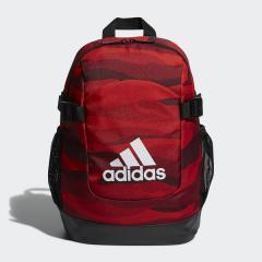 (セール)adidas(アディダス)スポーツアクセサリー バッグパック KIDS CAMOバッグパック FUP13 DW4251 ジュニア アクティブレッドS19/ブラック/ホワイト