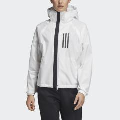 (セール)(送料無料)adidas(アディダス)レディーススポーツウェア ウインドアップジャケット W WND ジャケット FXY05 DZ0037 レディース ホワイト