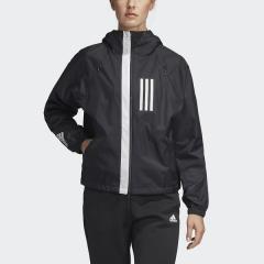 (セール)(送料無料)adidas(アディダス)レディーススポーツウェア ウインドアップジャケット W WND ジャケット FXY05 DZ0038 レディース ブラック