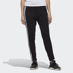 (セール)adidas(アディダス)レディーススポーツウェア ワークアウトボトムス W M4T 3STRIPES ニットロングパンツ FTF37 DV2230 レディース ブラック