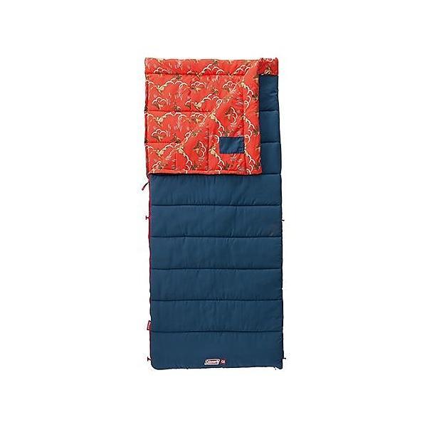 (セール)COLEMAN(コールマン)キャンプ用品 スリーピングバッグ 寝袋 封筒型 コージーII/C5(オレンジ) 2000034772 オレンジ