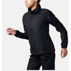 (セール)UNDER ARMOUR(アンダーアーマー)レディーススポーツウェア ウインドアップジャケット UA CLOTH FZ JACKET 1330244 001 レディース 1