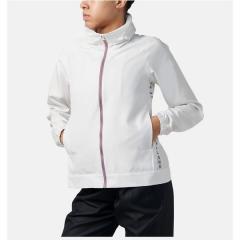 (セール)UNDER ARMOUR(アンダーアーマー)レディーススポーツウェア ウインドアップジャケット UA CLOTH FZ JACKET 1330244 112 レディース 112