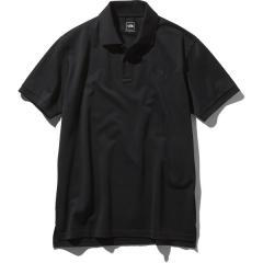 (送料無料)THE NORTH FACE(ノースフェイス)トレッキング アウトドア 半袖Tシャツ S/S Cool Business Polo NT21938 K メンズ K