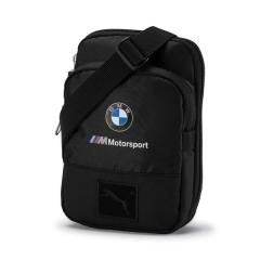 PUMA(プーマ)スポーツアクセサリー その他バッグ BMW M モータースポーツ スモール ポータ 07574801 メンズ プーマ ブラック