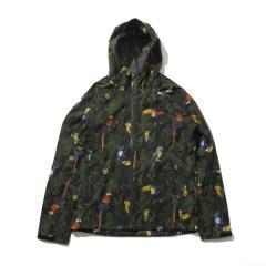 (セール)(送料無料)Columbia(コロンビア)トレッキング アウトドア 薄手ジャケット ライトクレストパターンドジャケット PM5663-397 メンズ WOODLAND TIMBE