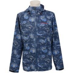 (セール)(送料無料)Columbia(コロンビア)トレッキング アウトドア 薄手ジャケット ライトクレストパターンドジャケット PM5663-471 メンズ CARBON ALOHA P
