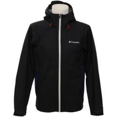 (送料無料)Columbia(コロンビア)トレッキング アウトドア 薄手ジャケット ライトクレストジャケット PM3434-010 メンズ BLACK