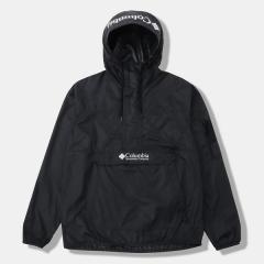 (セール)(送料無料)Columbia(コロンビア)トレッキング アウトドア 薄手ジャケット チャレンジャーウィンドブレーカー KE2005-010 メンズ BLACK