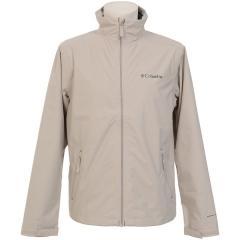(セール)(送料無料)Columbia(コロンビア)トレッキング アウトドア 薄手ジャケット ブラッドリーピークジャケット WE0049-020 メンズ LIGHT CLOUD
