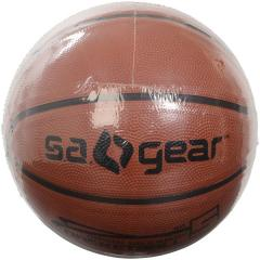 (セール)s.a.gear(エスエーギア)バスケットボール 5号ボール バスケットボールBRN 5ゴウ SA-Y19-003-046 5ゴウ ブラウン
