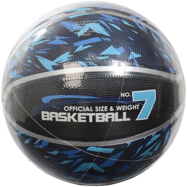s.a.gear(エスエーギア)バスケットボール 7号ボール カラーバスケットボールBLU 7ゴウ SA-Y19-003-047 7ゴウ ブルー