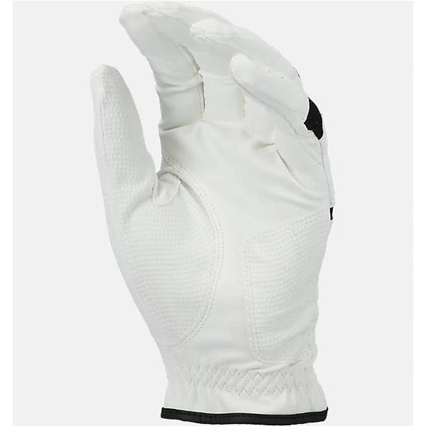 UNDER ARMOUR(アンダーアーマー)ゴルフ メンズゴルフグローブ 20S UA BIRDIE GOLF GLOVE 2.0 1331180 101 メンズ 101