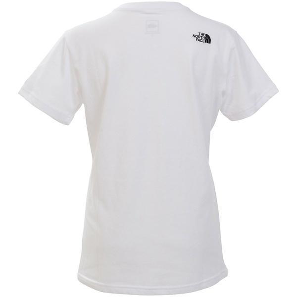 THE NORTH FACE(ノースフェイス)トレッキング アウトドア 半袖Tシャツ S/S SIMPLE LOGO PO NTW31932A W レディース W