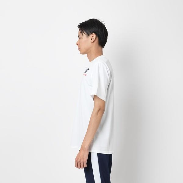717c8bdf246ea ... セール)New Balance(ニューバランス)メンズスポーツウェア 半袖ベーシックTシャツ S ...