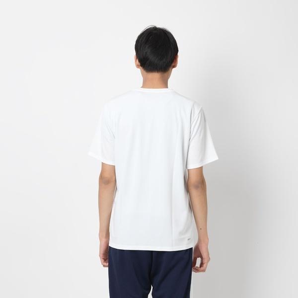 9b7bf61cd0a63 ... セール)New Balance(ニューバランス)メンズスポーツウェア 半袖ベーシックTシャツ S