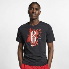 (セール)NIKE(ナイキ)バスケットボール メンズ 半袖Tシャツ ナイキ KI DRI-FIT ARTIST Tシャツ BQ3604-010 メンズ ブラック/ブラック/(セイル)