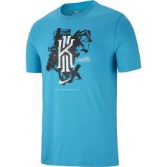 (セール)NIKE(ナイキ)バスケットボール メンズ 半袖Tシャツ ナイキ KI DRI-FIT ARTIST Tシャツ BQ3604-411 メンズ ブルーラグーン/ブルーラグーン/(ホワイト)
