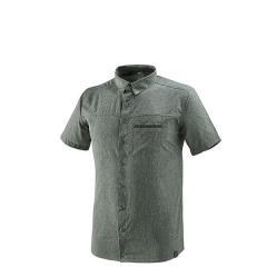 (送料無料)MILLET(ミレー)トレッキング アウトドア 半袖シャツ アルピ シャツ ショートスリーブ MIV7700 8786 メンズ URBAN CHIC
