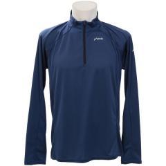 (送料無料)Phenix(フェニックス)トレッキング アウトドア 長袖Tシャツ シェード 1/2 ジップ ティー PH912LS12 IND メンズ IND