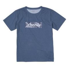 Phenix(フェニックス)トレッキング アウトドア 半袖Tシャツ フェニックス ボックス ロゴ ショートスリーブ PH912TS17 IND メンズ IND