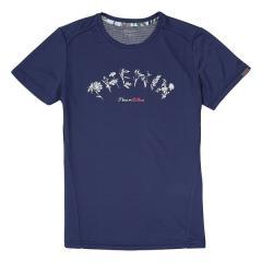 Phenix(フェニックス)トレッキング アウトドア 半袖Tシャツ アルパイン プランツ ショートスリーブ PH922TS61 IND レディース IND