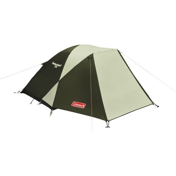 10%OFFクーポン対象商品 (セール)(送料無料)COLEMAN(コールマン)キャンプ用品 ソロ その他テント ツーリングドームST(オリーブ/サンド) 2000034689 オリーブサンド クーポンコード:KZUZN2T