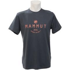 (セール)MAMMUT(マムート)トレッキング アウトドア 半袖Tシャツ SEILE T-SHIRT MEN サイズ/L 1.01700970002641E+16 メンズ L STORM PRT1