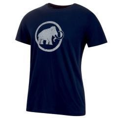 (セール)MAMMUT(マムート)トレッキング アウトドア 半袖Tシャツ MAMMUT LOGO T-SHIRT AF MEN サイズ/M 1.01701480501691E+16 メンズ M PEACOAT PRT2