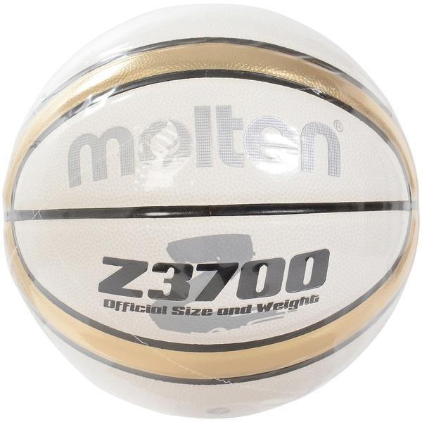 molten(モルテン)バスケットボール 5号ボール バスケットボール 5号球 B5Z3700-WZ ジュニア 5号球 ホワイトxゴールド