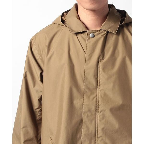 (セール)(送料無料)TARAS BOULBA(タラスブルバ)トレッキング アウトドア 薄手ジャケット 2LAYER ハーフコート TB-F19-014-004 COB メンズ コヨーテブラウン
