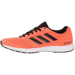 (セール)adidas(アディダス)ランニング メンズチャレンジランナーシューズ ADIZERO RC CDZ33 EF0719 ソーラーレッド/コアブラック/ランニングホワイト