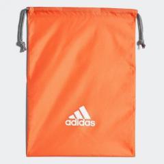(セール)adidas(アディダス)スポーツアクセサリー ナップサック EPS 2.0 シューズサック FTG49 ED1745 NS アクティブオレンジS19