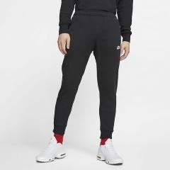(セール)NIKE(ナイキ)メンズスポーツウェア ロングパンツ ナイキ クラブ フレンチテリー ジョガー BV2680-010 メンズ ブラック/ブラック/(ホワイト)