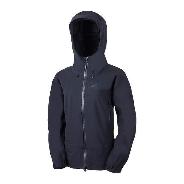 (送料無料)MILLET(ミレー)トレッキング アウトドア 厚手ジャケット LD TYPHON 50000 WARM ST JKT MIV01560 0247 レディース BLACK - NOIR
