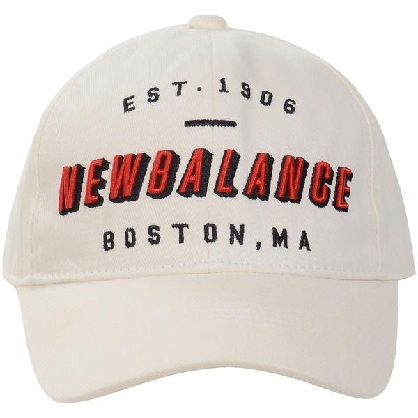 New Balance(ニューバランス)ゴルフ アクセサリー U カレッジロゴ刺繍 ツイルキャップ MT 012-9287011FR030 メンズ F ホワイト